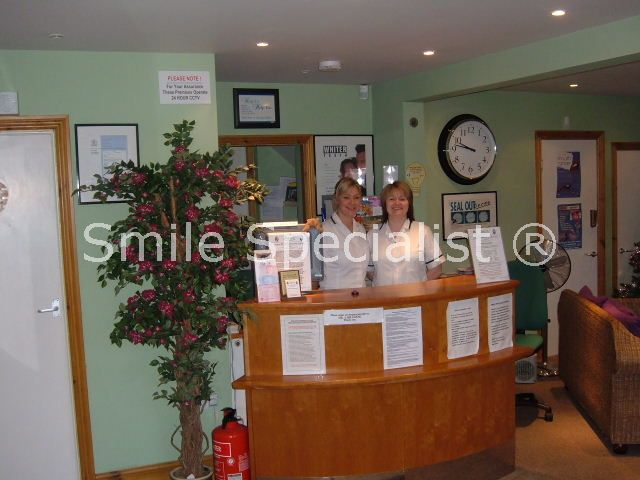 Friendly and Knowledgable SmileSpecialist Staff are here to help