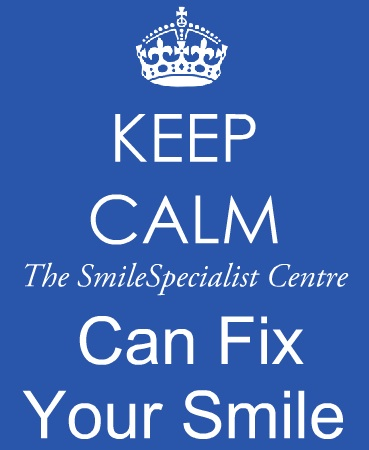 The Smile Specialist Centre gives you ALL the Options to consider!