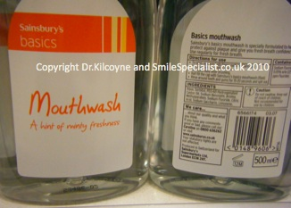 Fluoride Mouthwash can be used safely every day