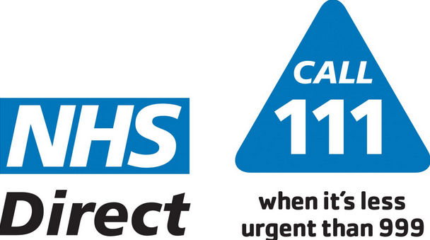 Call 111 for NHS Direct Dental and Medical advice UK